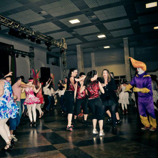 Baile e Espetáculo – CIRCO INTIMO – 2013