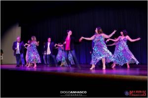 Espetaculo  e Baile Palavras em Dança