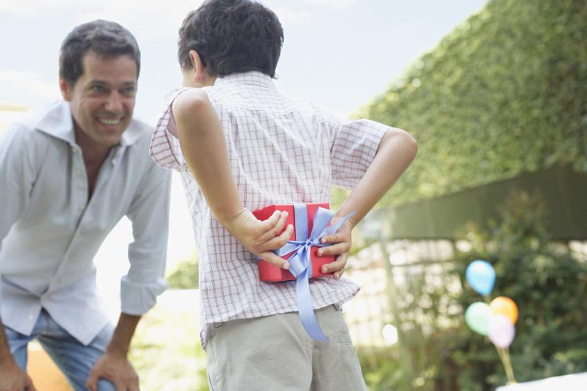 No mês dos Pais, venha fazer aula com seu filho!