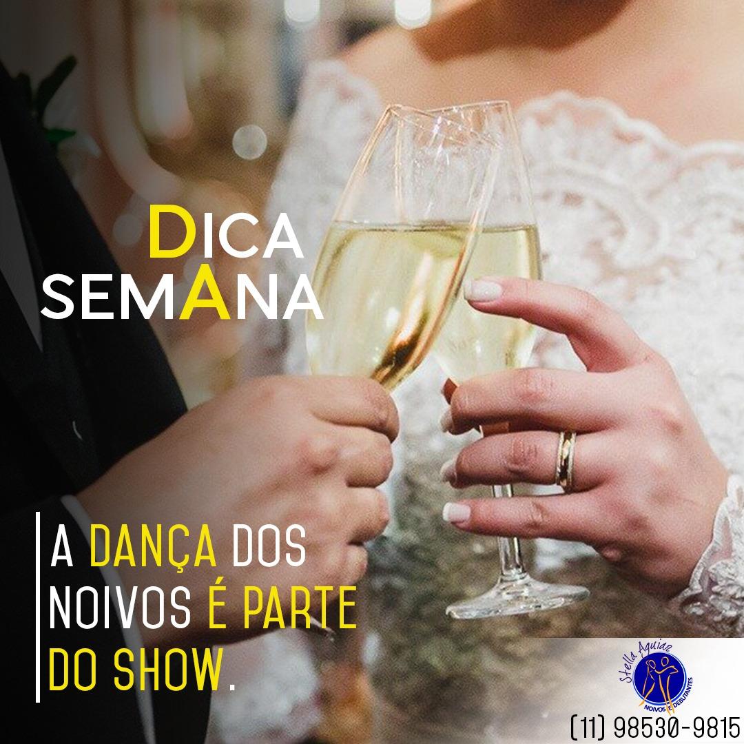 DANÇA DOS NOIVOS – PARTE DO SHOW